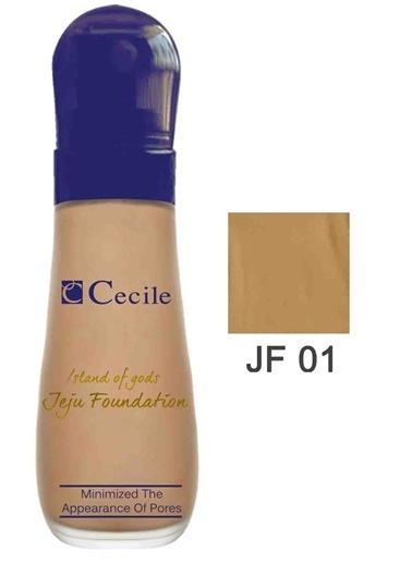 Cecile İsland Of Gods Jeju Foundation Jf01 Ten